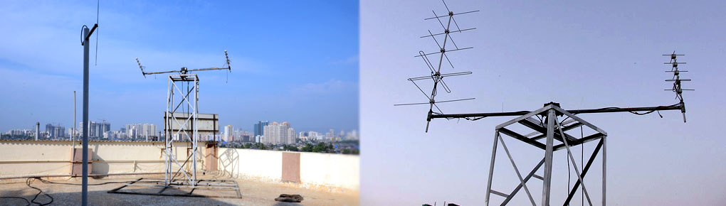 Atharva Satellite Ground Station – Atharva College of