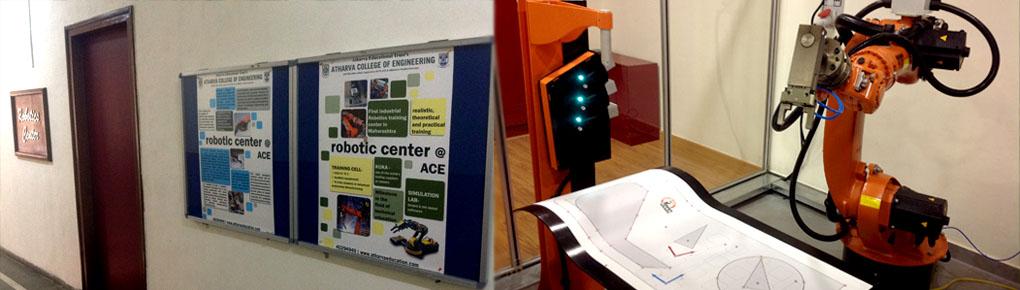 Robotics Lab – Atharva College of Engineering